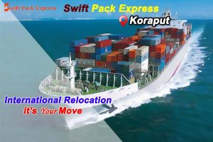 Packers and Movers koraput