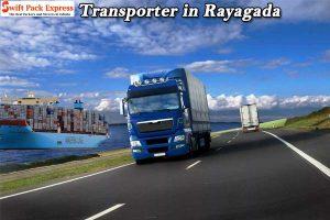 Transporter in Rayagada