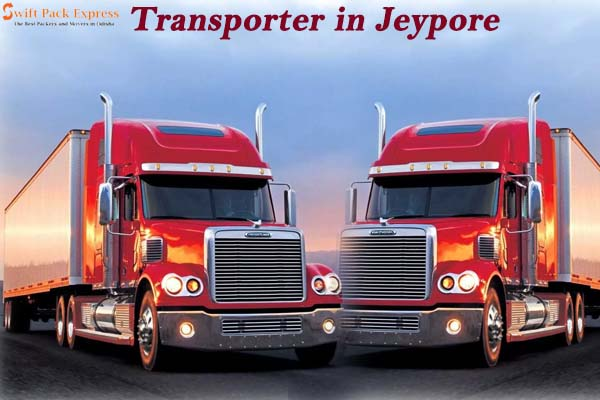 transporter in jeypore